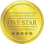 CMS 5-star overall hospital quality rating